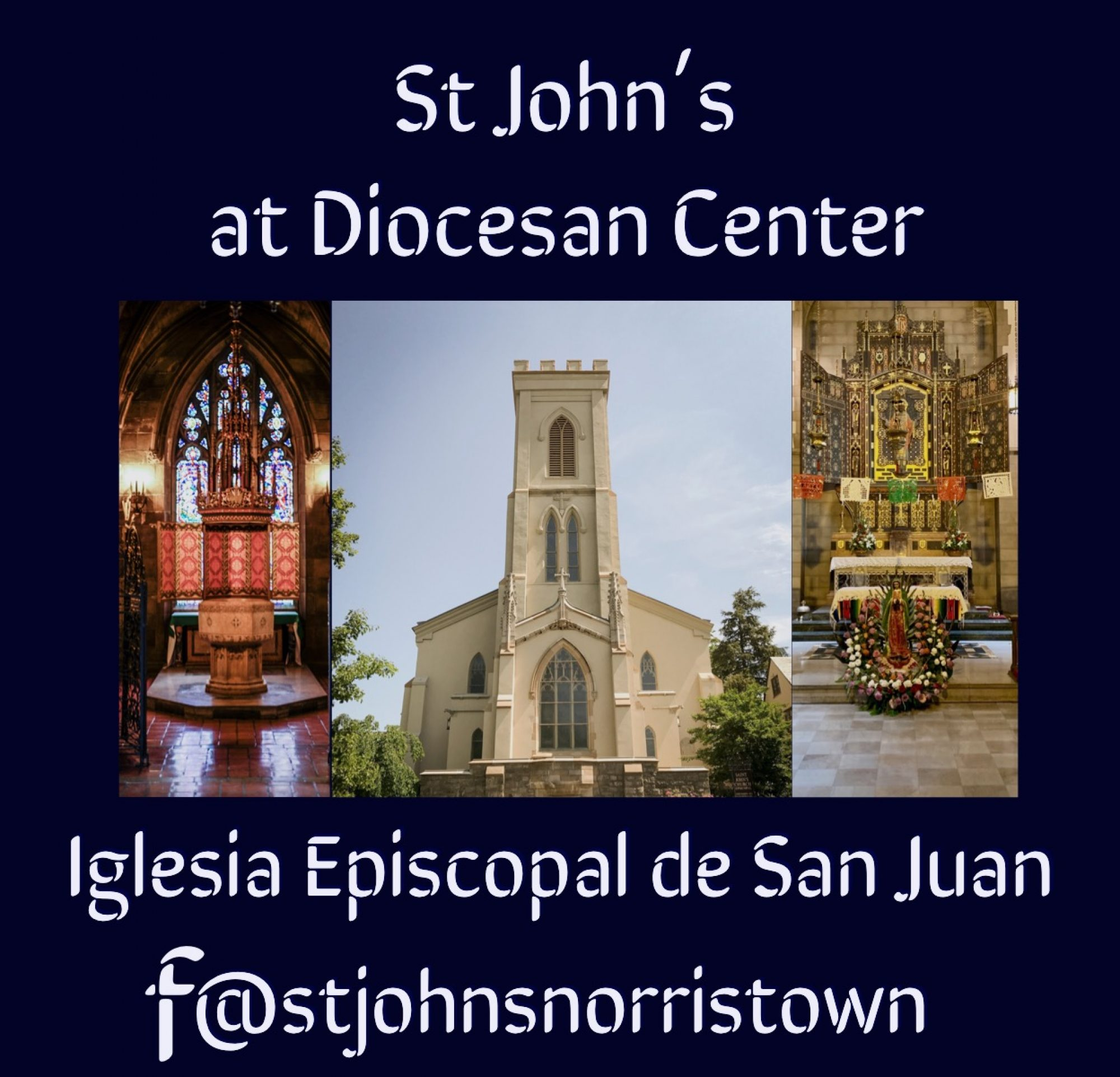 St Johns at Diocesan Center
